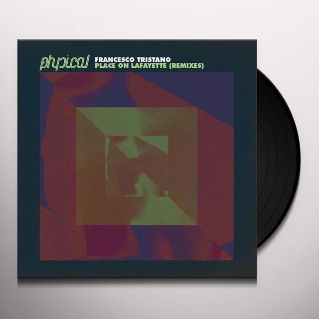Francesco Tristano PLACE ON LAFAYETTE (REMIXES) Vinyl Record