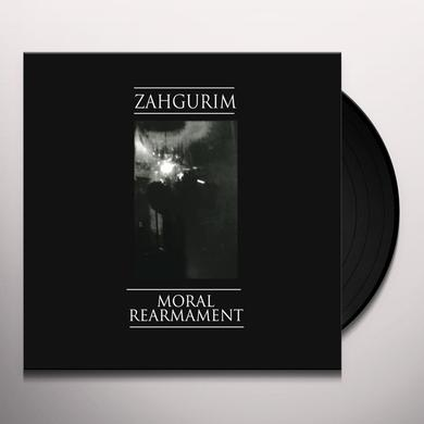 ZAHGURIM MORAL REARMAMENT Vinyl Record