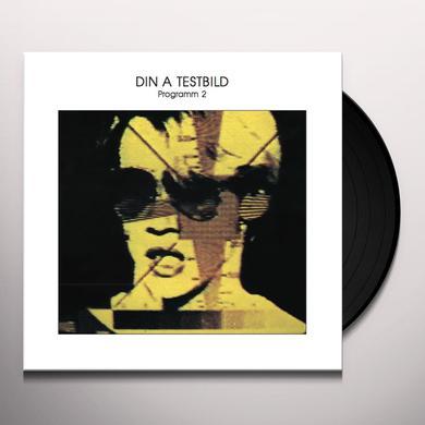 Din A Testbild PROGRAMM 2 Vinyl Record