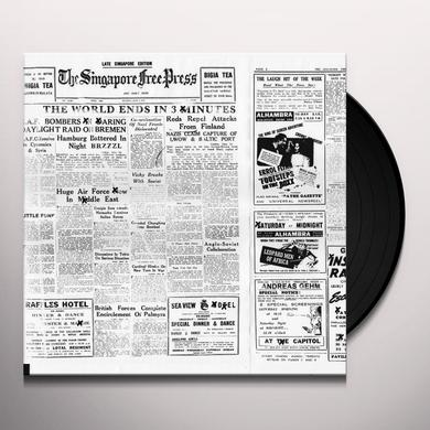Andreas Gehm BOXX Vinyl Record