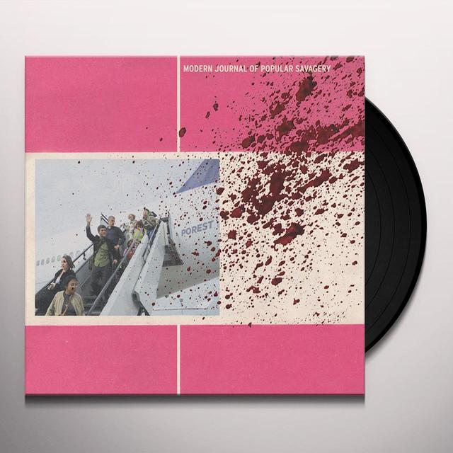 POREST MODERN JOURNAL OF POPULAR SAVAGERY Vinyl Record