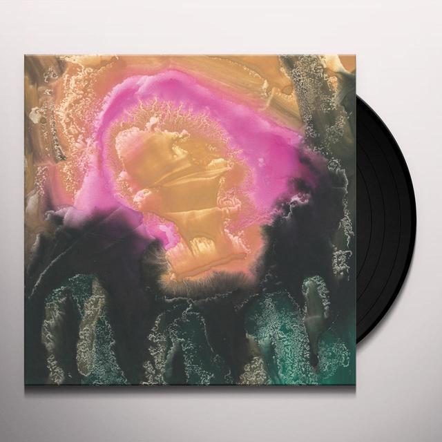 Elg MAUVE ZONE Vinyl Record