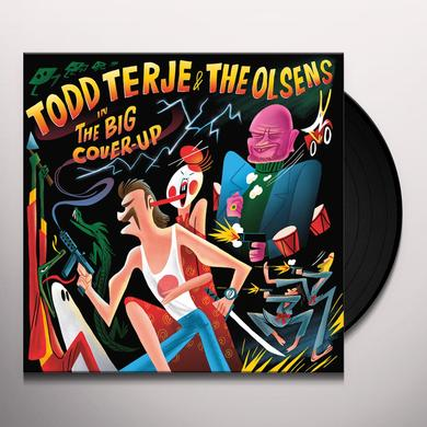 Todd Terje & Olsens BIG COVER-UP Vinyl Record