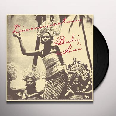 Disconnection BALI HA'I Vinyl Record