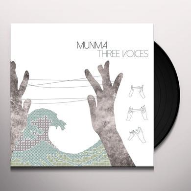 Munma THREE VOICES Vinyl Record