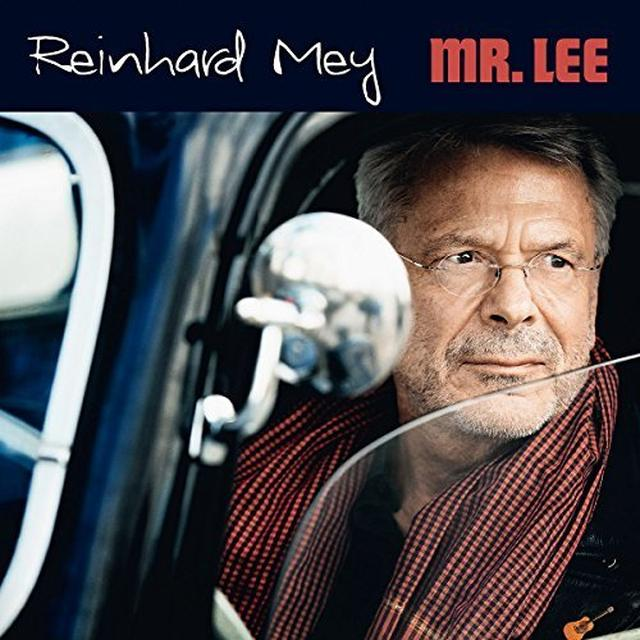 Reinhard Mey MR.LEE  (GER) Vinyl Record - Limited Edition
