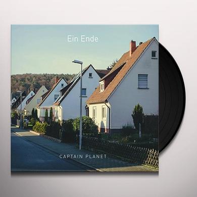 Captain Planet EIN ENDE (W/DVD) (GER) Vinyl Record