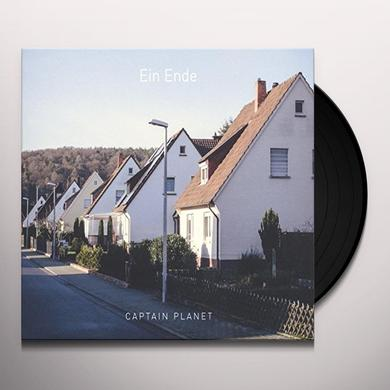 Captain Planet EIN ENDE Vinyl Record