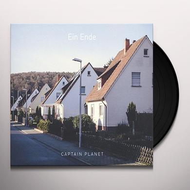Captain Planet EIN ENDE (GER) Vinyl Record