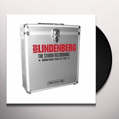 Udo Lindenberg STAERKER ALS DIE ZEIT (GER) Vinyl Record