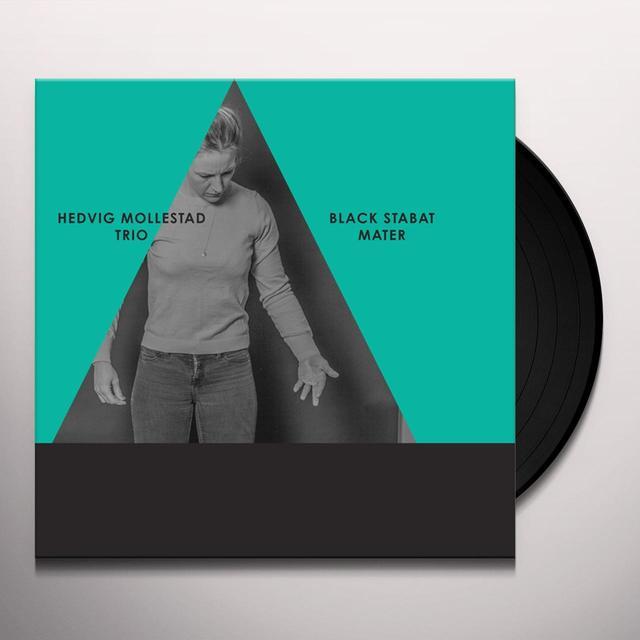 Hedvig Trio Mollestad BLACK STABAT MATER Vinyl Record - UK Release