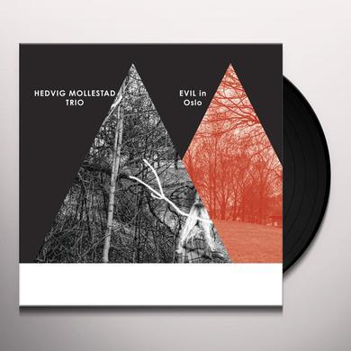Hedvig Trio Mollestad EVIL IN OSLO Vinyl Record - UK Release