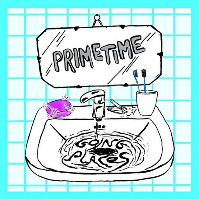 PrimeTime GOING PLACES Vinyl Record - UK Import