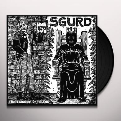 SGURD BEGINNING OF THE END Vinyl Record - UK Import