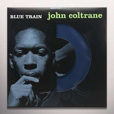 John Coltrane BLUE TRAIN Vinyl Record - Colored Vinyl, UK Import
