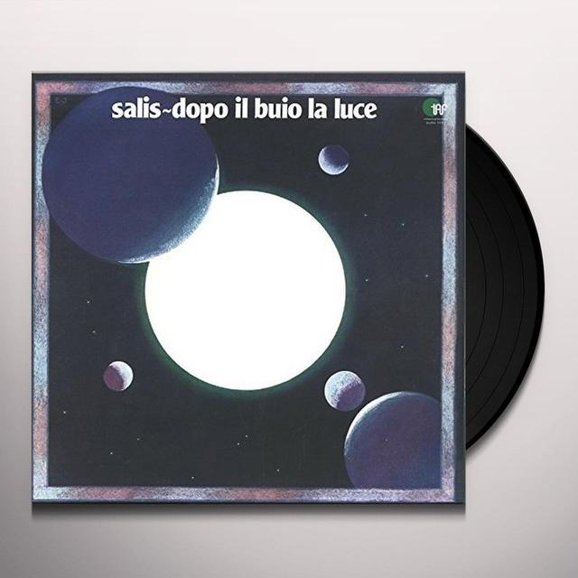 SALIS DOPO IL BUIO LA LUCE Vinyl Record - Italy Import