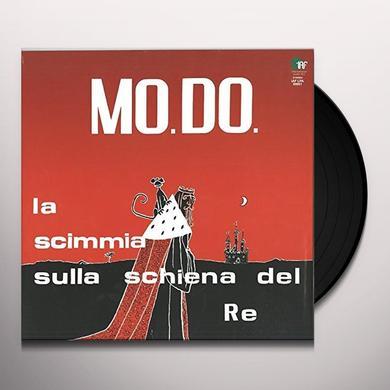 MO.DO. LA SCIMMIA SULLA SCHIENA DEL RE Vinyl Record - Italy Import