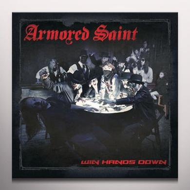 Armored Saint WIN HANDS DOWN  (SLV) Vinyl Record - Colored Vinyl, Holland Import