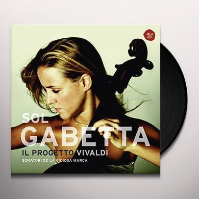 Sol Gabetta IL PROGETTO VIVALDI Vinyl Record