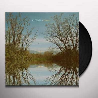 Kutiman 6AM Vinyl Record