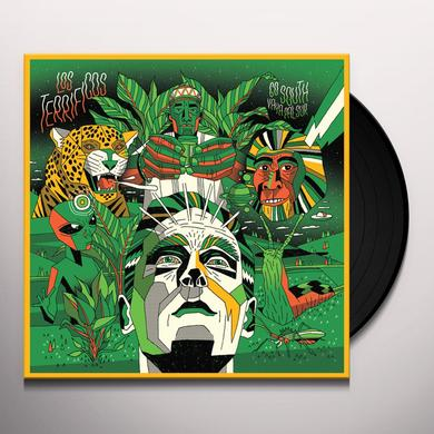 LOS TERRIFICOS GO SOUTH Vinyl Record
