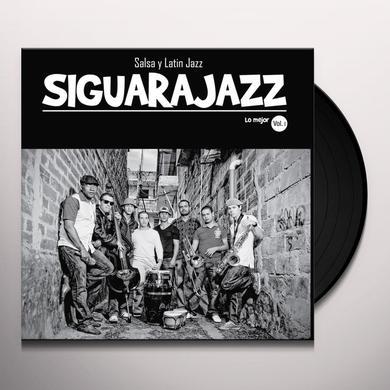 SIGUARAJAZZ LO MEJOR 1 Vinyl Record
