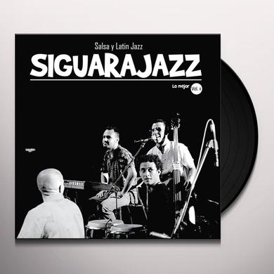 SIGUARAJAZZ LO MEJOR 2 Vinyl Record