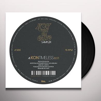 KON / RAINER TRUBY & CORRADO BUCCI PRESENTS TRUCCY TIMELESS / CLOSER Vinyl Record