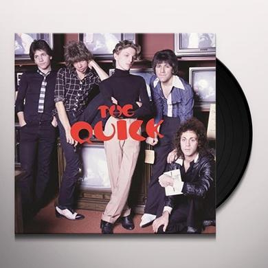 Quick UNTOLD ROCK STORIES Vinyl Record - Digital Download Included