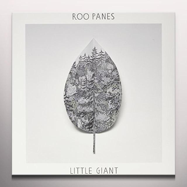Roo Panes LITTLE GIANT Vinyl Record - White Vinyl, Digital Download Included