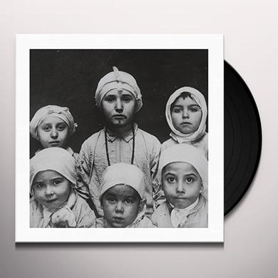 Nils Frahm / Woodkid / Robert De Niro ELLIS Vinyl Record