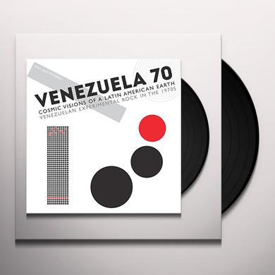 Soul Jazz Records Presents VENEZUELA 70 Vinyl Record