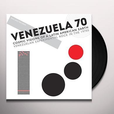Soul Jazz Records Presents VENEZUELA 70 Vinyl Record