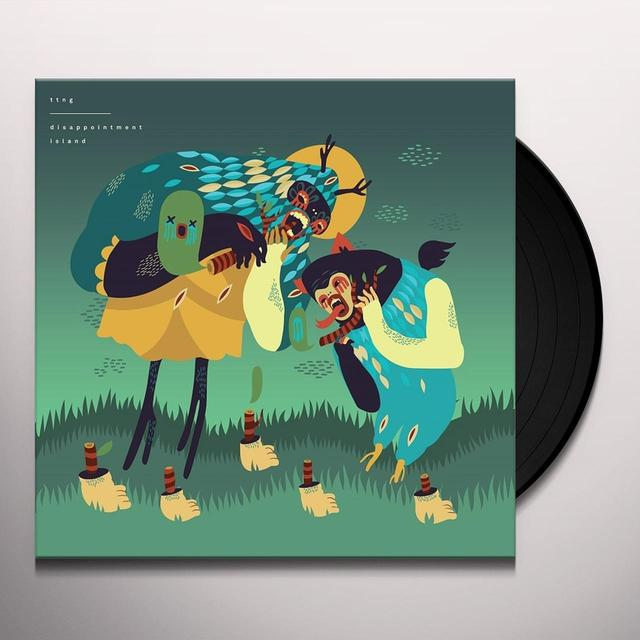 Ttng DISAPPOINTMENT ISLAND Vinyl Record - Digital Download Included