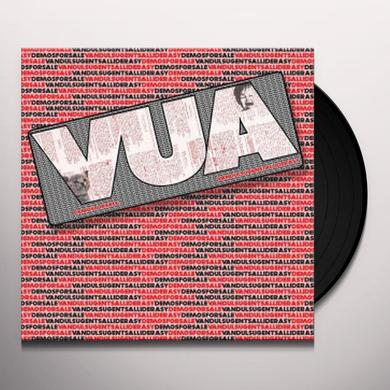 Chuck Mosley & Vua DEMOS FOR SALE Vinyl Record