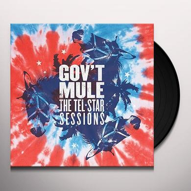 Govt Mule TEL-STAR SESSIONS Vinyl Record - Gatefold Sleeve