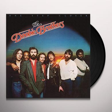 Doobie Brothers ONE STEP CLOSER Vinyl Record
