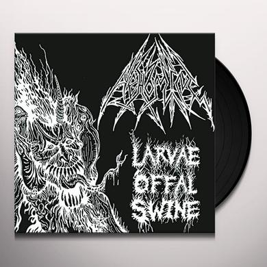 ABHOMINE LARVAE OFFAL SWARM Vinyl Record