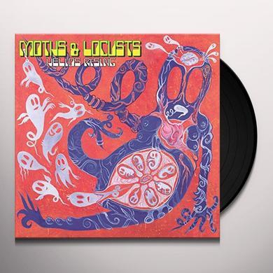 Moths & Locusts HELIOS RISING Vinyl Record