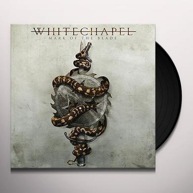 Whitechapel MARK OF THE BLADE Vinyl Record