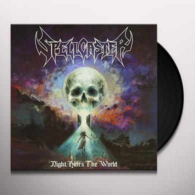 Spellcaster NIGHT HIDES THE WORLD Vinyl Record