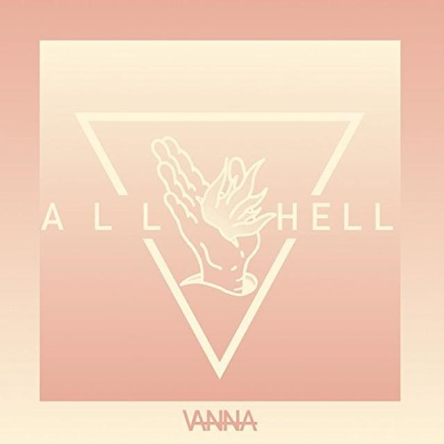 Vanna ALL HELL Vinyl Record