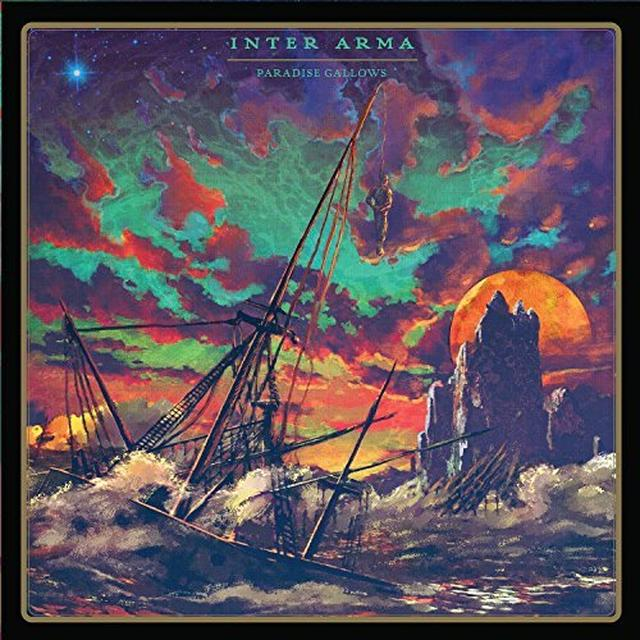 Inter Arma PARADISE GALLOWS Vinyl Record