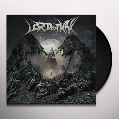 Lord Of War SUFFER Vinyl Record