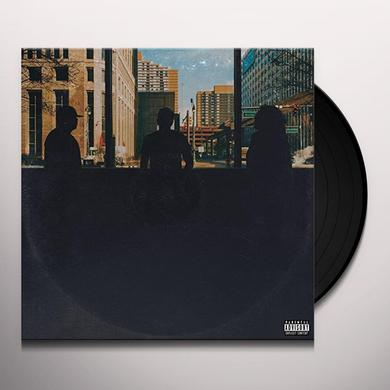 Ugly Heroes EVERYTHING IN BETWEEN Vinyl Record