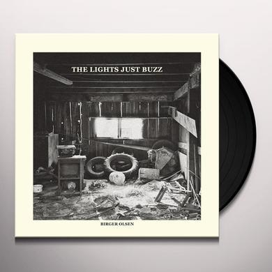Birger Olsen LIGHTS JUST BUZZ Vinyl Record