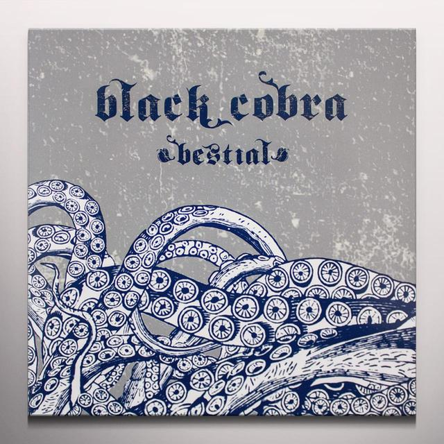 Black Cobra BESTIAL Vinyl Record - Colored Vinyl