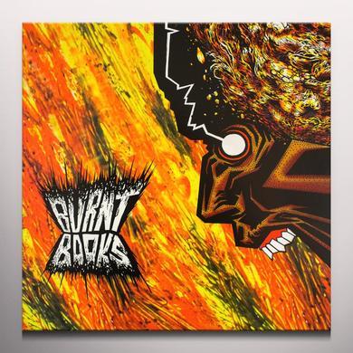 BURNT BOOKS Vinyl Record - Colored Vinyl