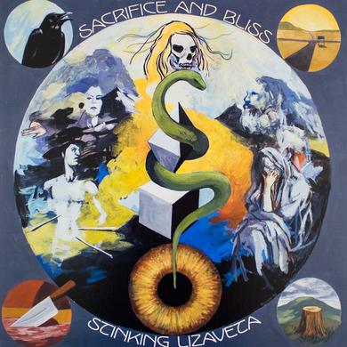 Stinking Lizaveta SACRIFICE & BLISS Vinyl Record