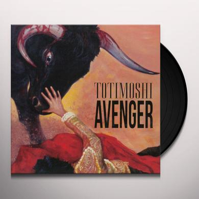 Totimoshi AVENGER Vinyl Record